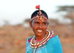 Secret Africa - How do the Samburu say Hello_