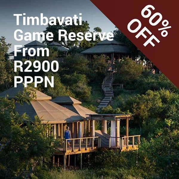 Simbavati Lodge Specials